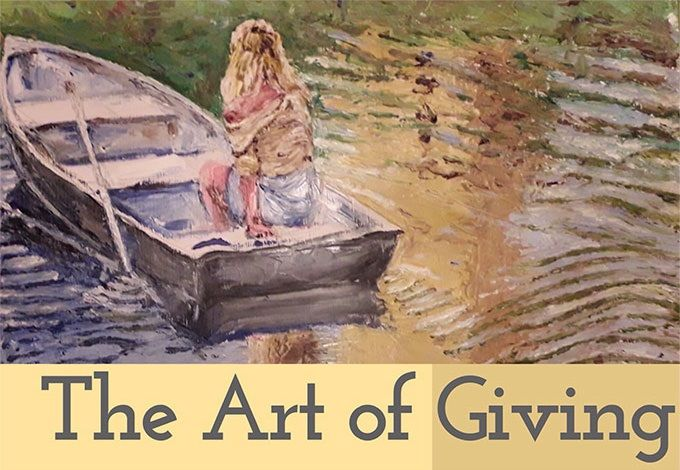 Art of Giving – Art Sale & Silent Auction