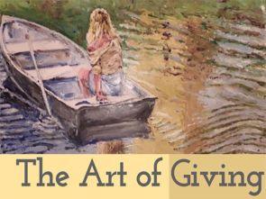 Art of Giving – Art Sale & Silent Auction