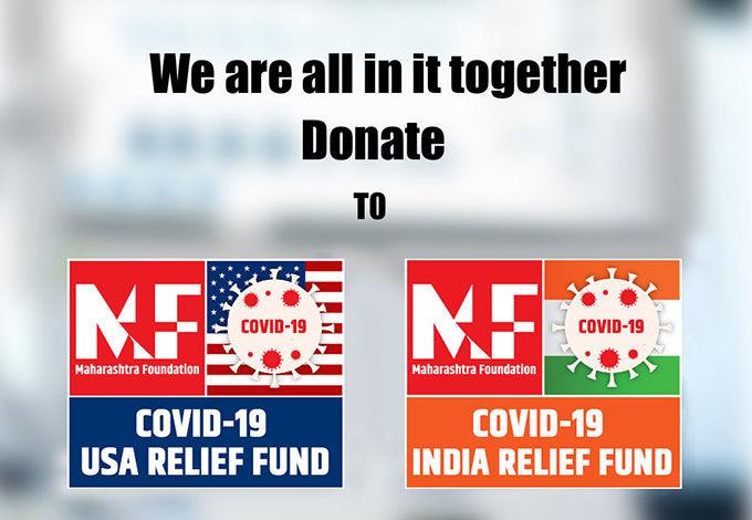 Maharashtra Foundation COVID-19 Relief Fund